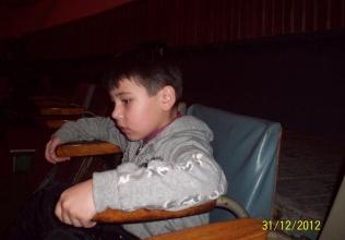 9-летнему Хакимову Кариму нужна помощь для реабилитации